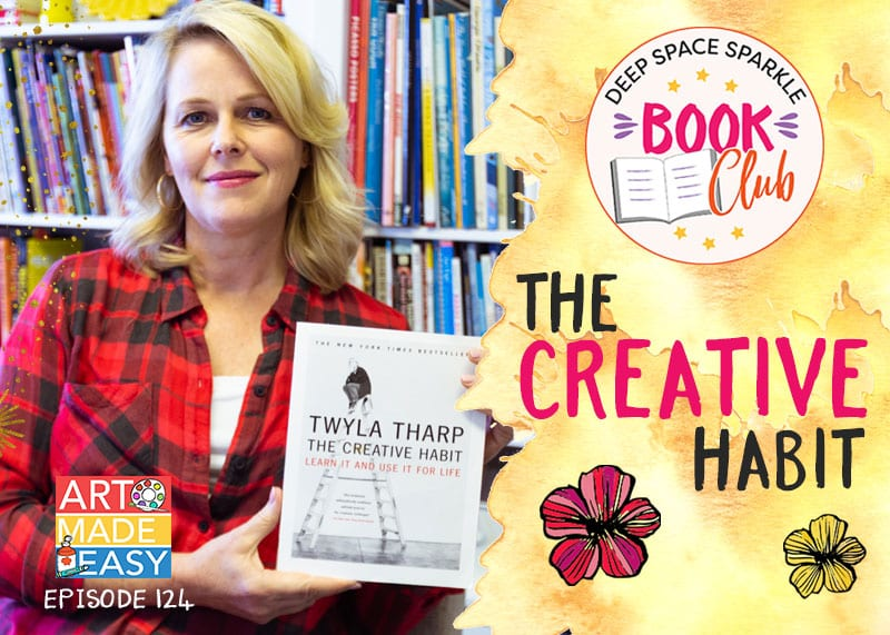 Patty Palmer | Book Chat The Creative Habit
