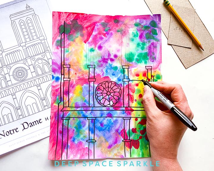 Notre Dame Art Project