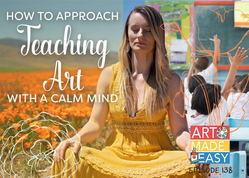 Patty Palmer and art rules for art teachers