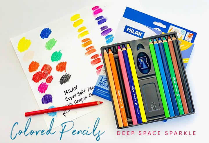 Colored Pencils- top 5
