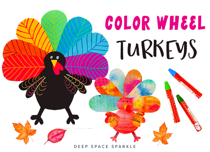 colorwheel turkey