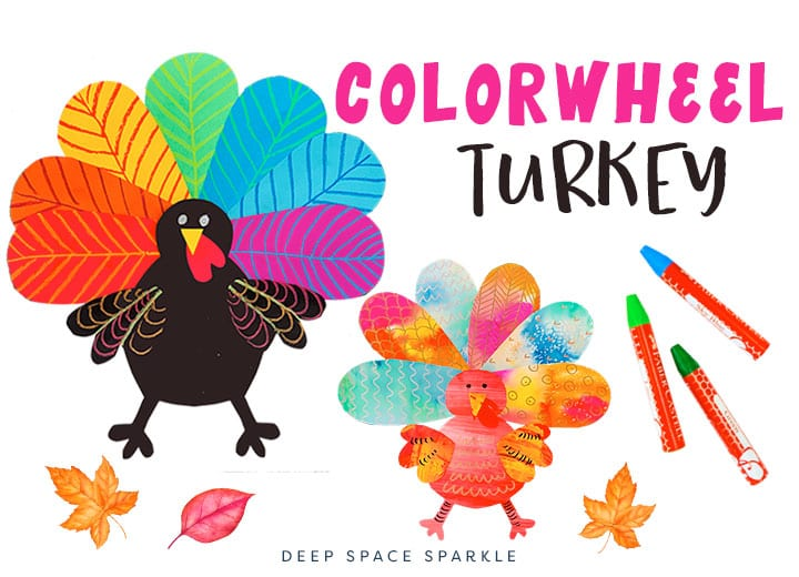 colorwheel turkey