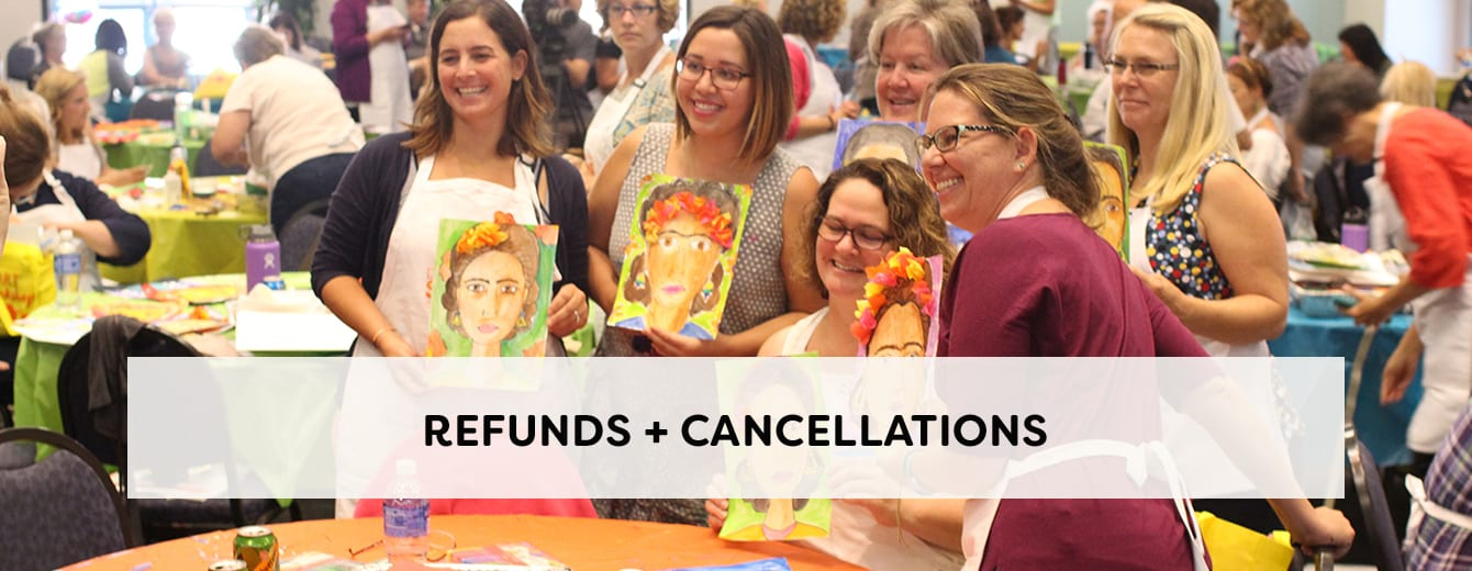 refunds and cancellations frequently most asked questions