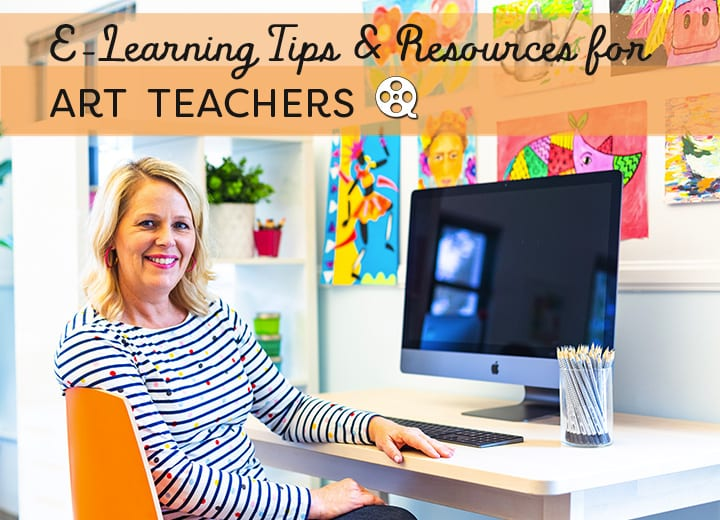 E-Learning Tips, Resources and Lessons for teaching kids via livestream