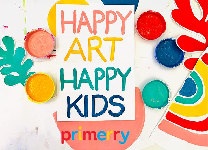 Happy Art Happy Kids | Primerr