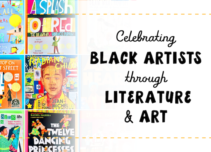 celebrating black artists through literature and art