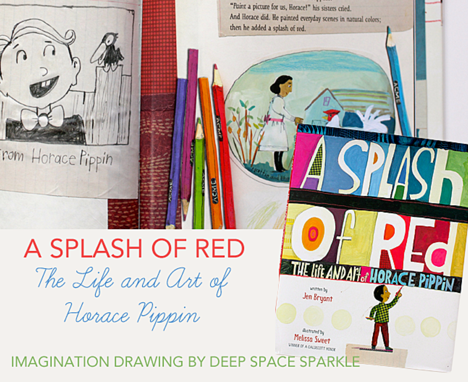 a splash or red the life and art of horace pippin