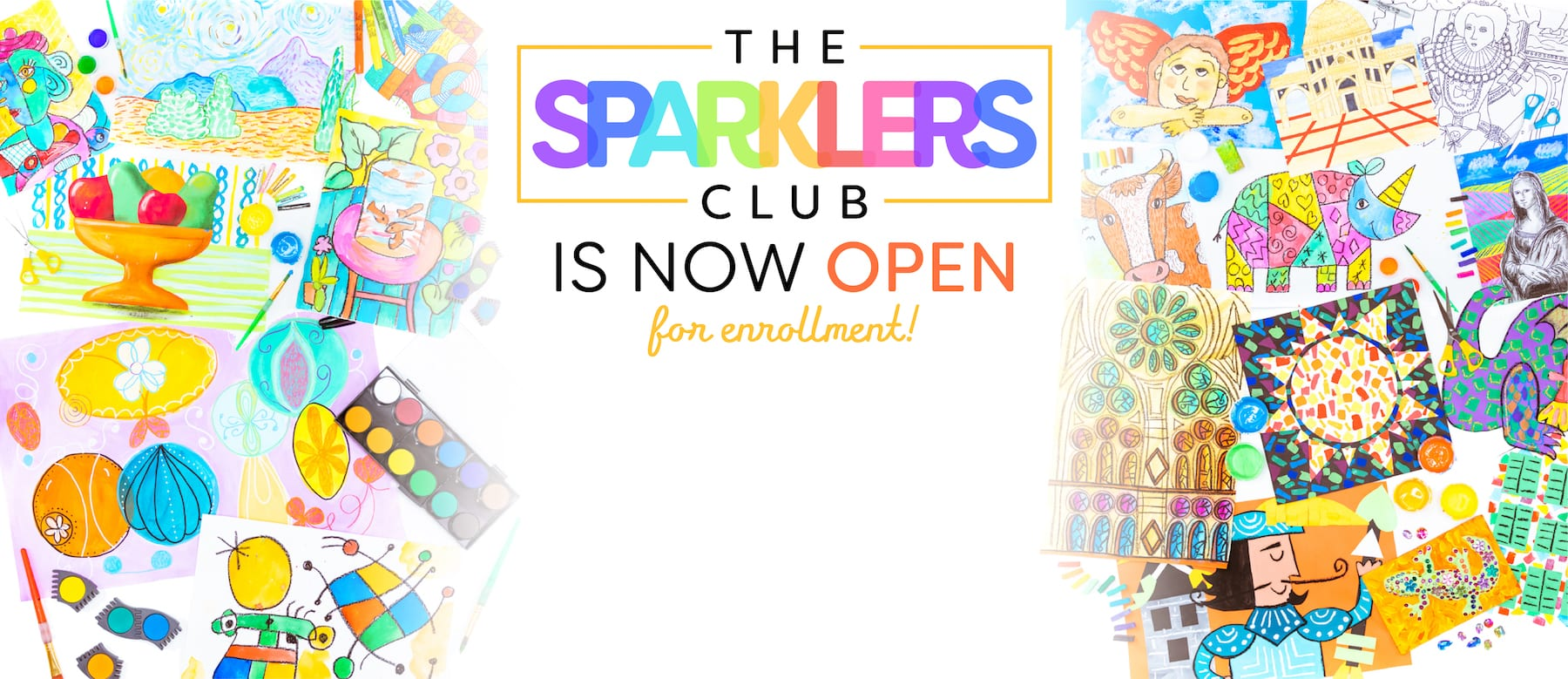 enrollment is open for the sparklers club