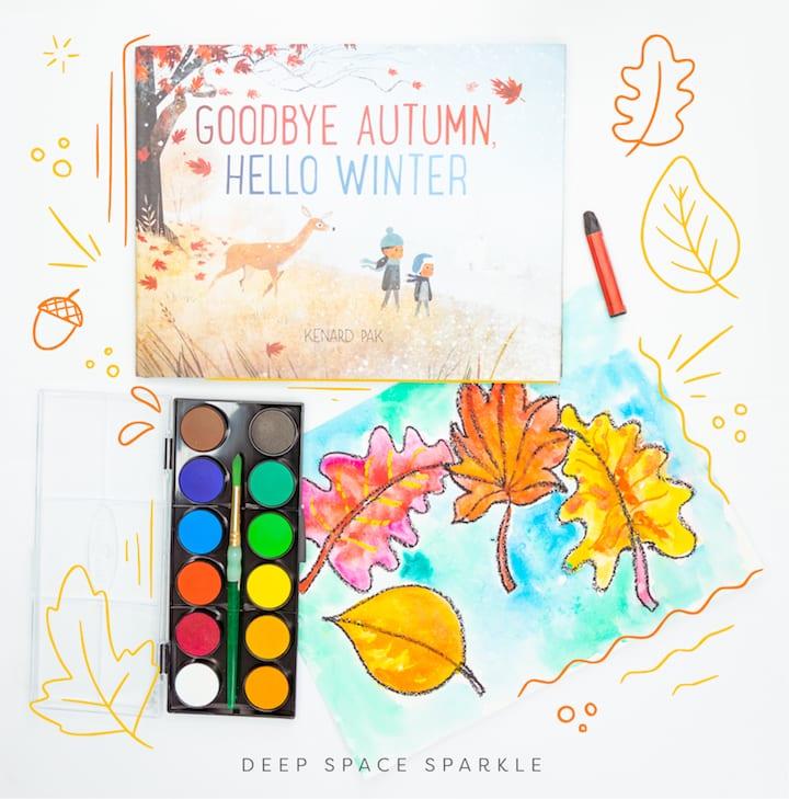 Goodbye autumn hello winter childrens books for the fall season