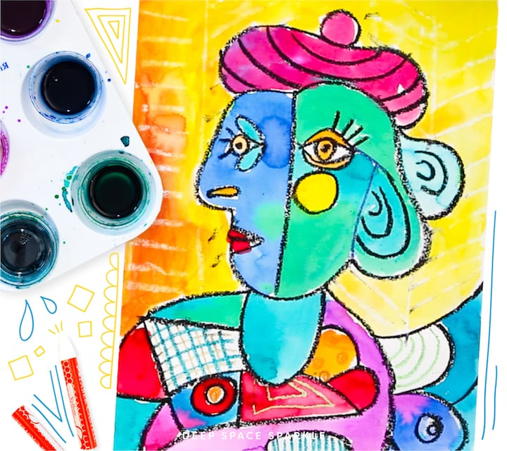 celebrating pablo picasso in your art room or classroom