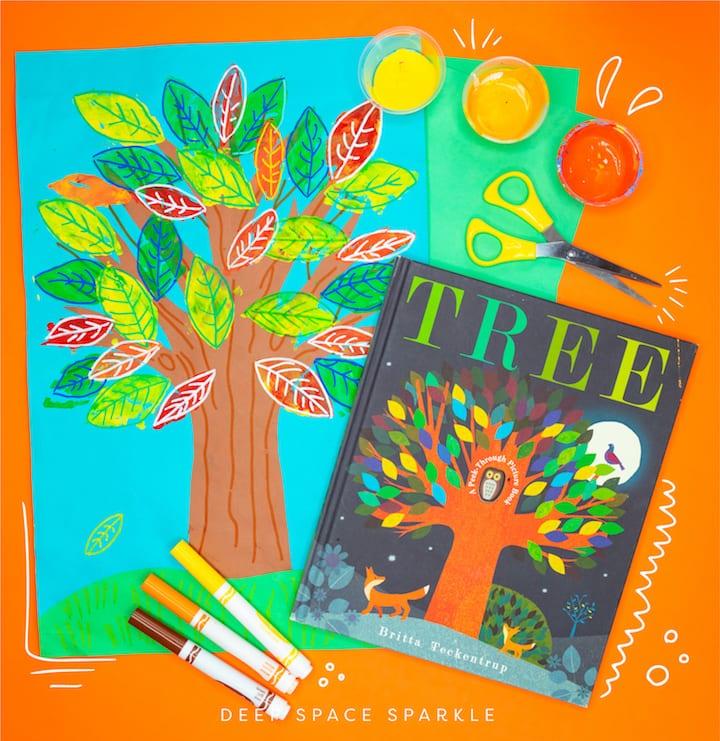 tree childrens books for the fall season