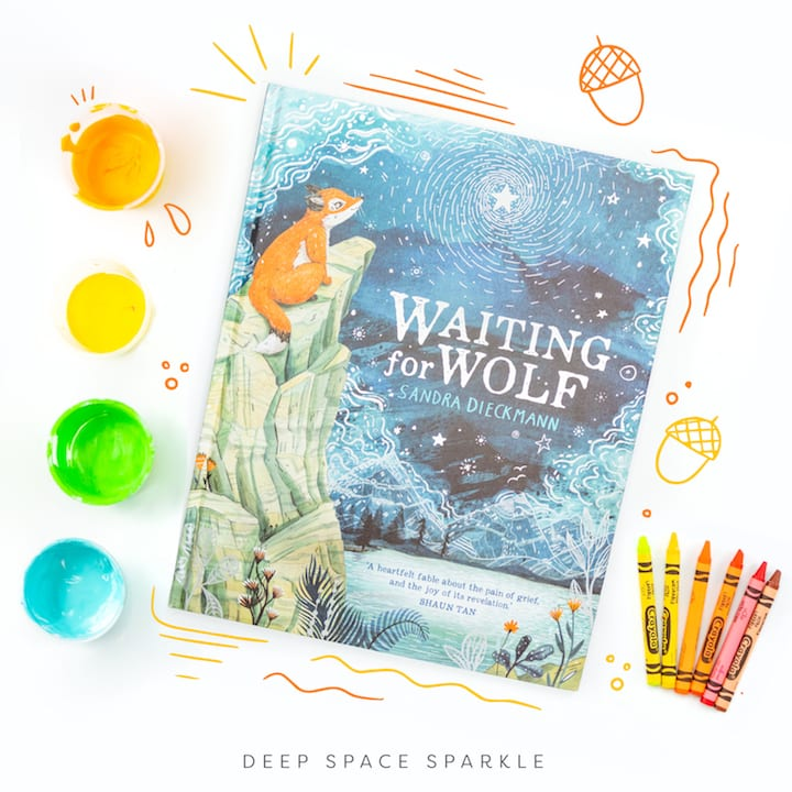 waiting for wold childrens books for the fall season