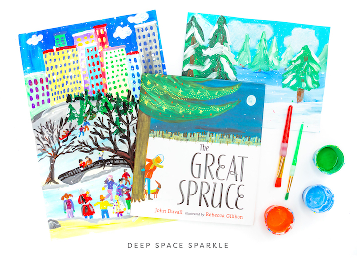 bringing children's book week to your classroom holiday art books for teachers, the great spruce childrens book