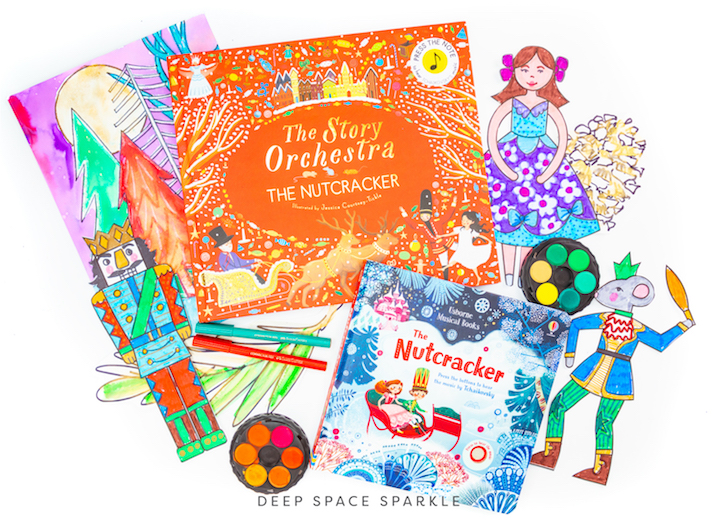 bringing children's book week to your classroom holiday art books for teachers, the nurcracker