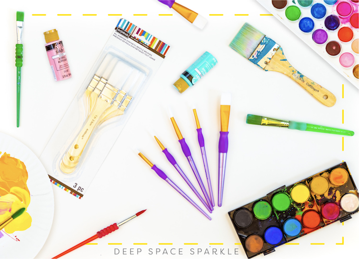 art at home and the best materials to buy for your kids part three my favorite brush picks