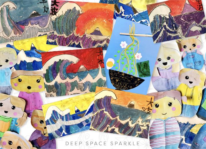 teaching an art unit from japan for art teachers art collage of lessons