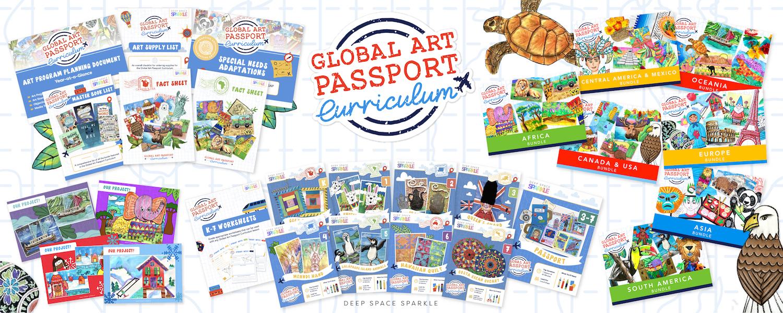GAP Blog Marketing Image gap curriculum making passports with students